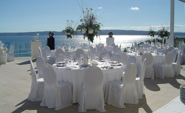 WEDDINGS & EVENTS