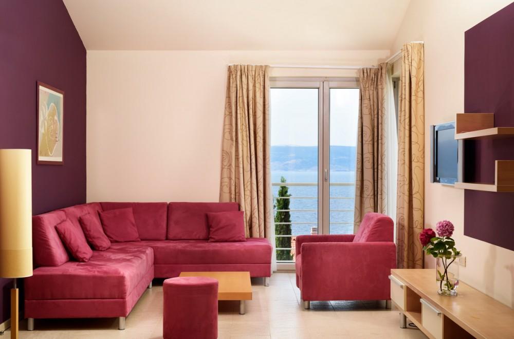 Wyndham Grand Novi Resort Two Bedroom Apartment Deluxe 1 Queen 2 Single Beds Sea View